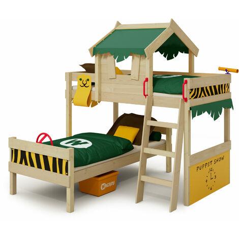 Bunk bed Wickey CrAzY Jungle
