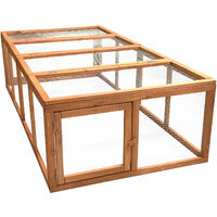 Bunny Hutch XXL Pet Pen Barn Free run Enclosure