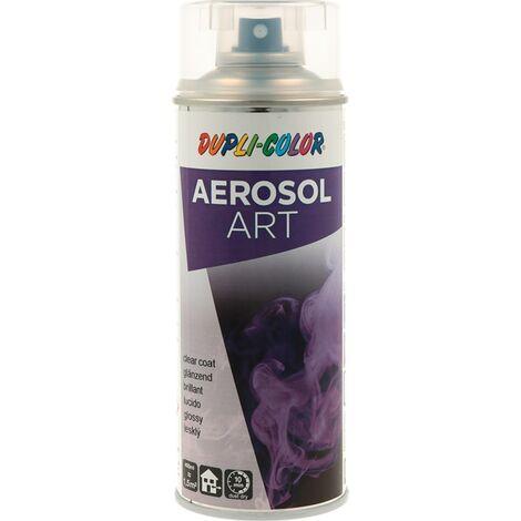 Buntlackspray AEROSOL Art Klarlack glänzend 400 ml Spraydose