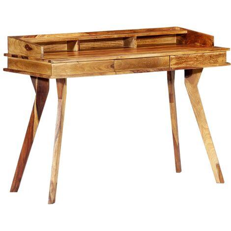 Bureau 115 x 50 x 85 cm Bois solide de Sesham