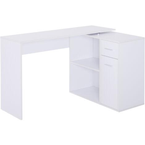 "main image of ""Bureau informatique modulable multi-rangements"""
