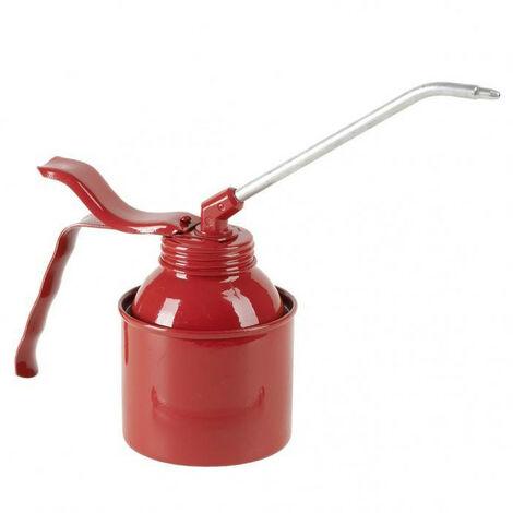 Burette métal à pompe Pressol