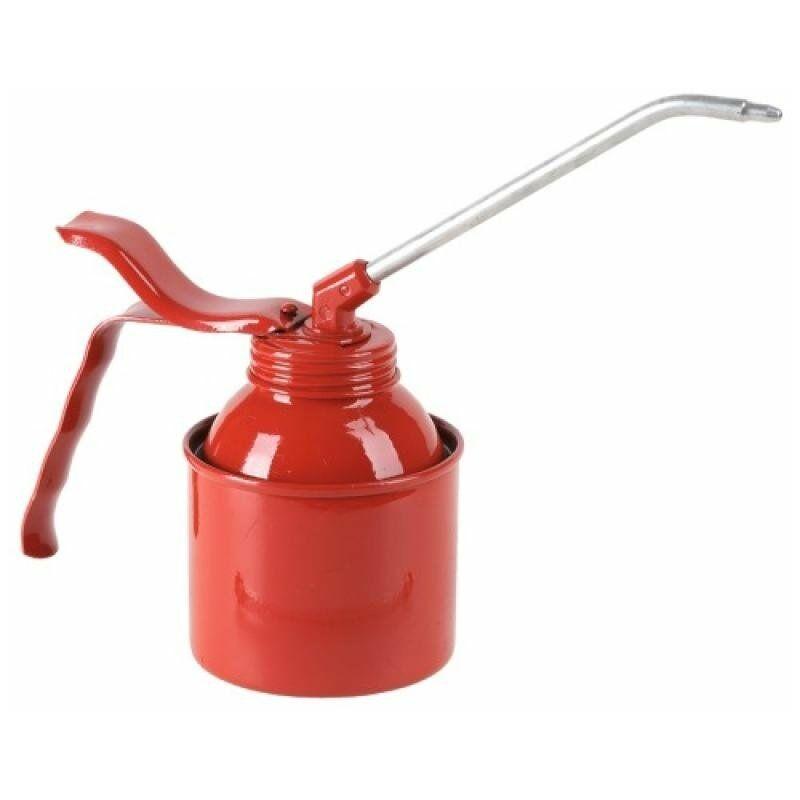 Pressol - Burette métallique pour huile, contenance 350 ml