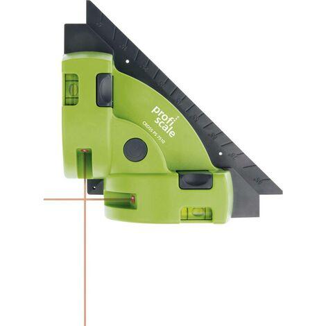 Burg Wächter CROSS PS 7510 Laser per piastrelle