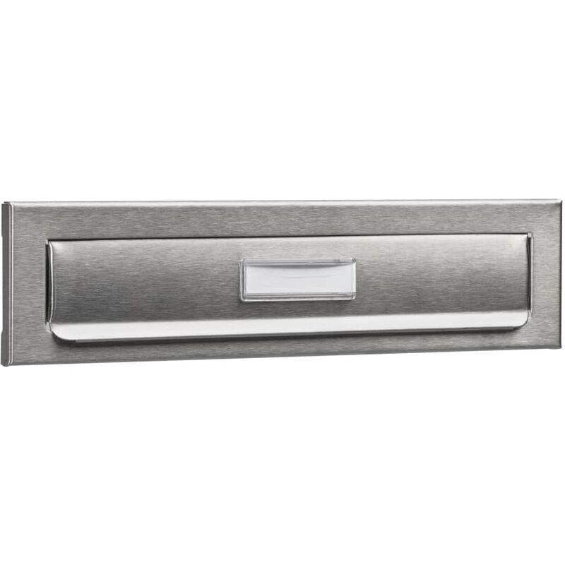 Image of BURG-WÄCHTER External Letter Plate Porta 791 Ni