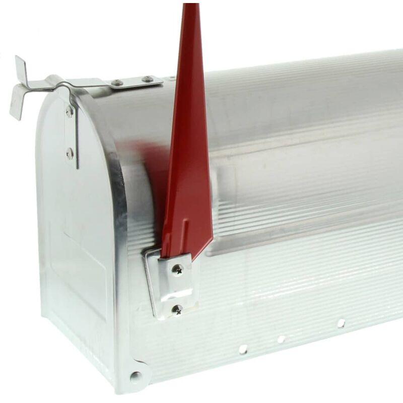 Image of Letter Box Model US-Box 892 Alu - Burg-wächter