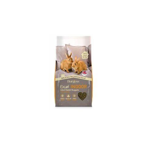 Burgess Excel Rabbit Ind 10kg - 693055