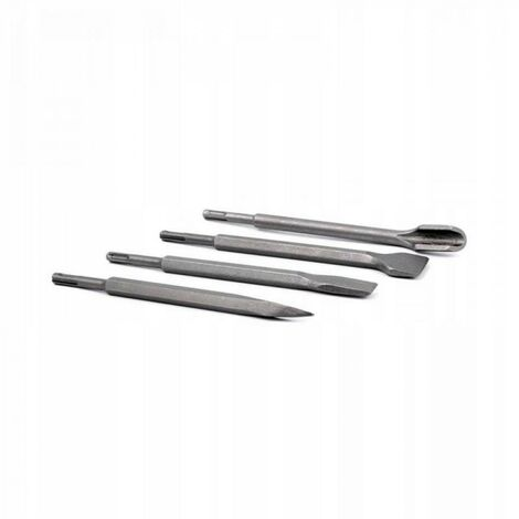 Burin sds + plus 14 x 250 mm lot de 4 burins