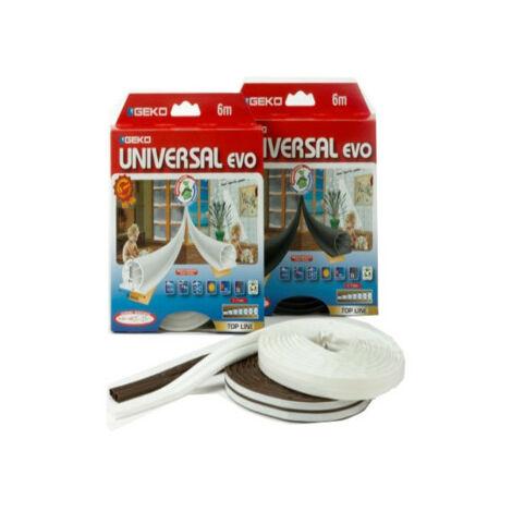 Burlete Adhesivo Termoplástico Blanco 6M
