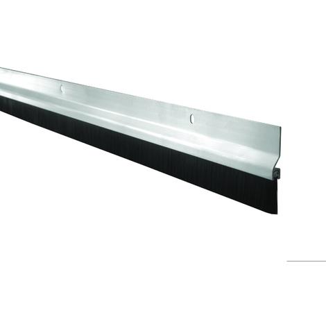 Burlete Aluminio - Cepillo Blanco - NEOFERR - Ph0895 - 102 Cm