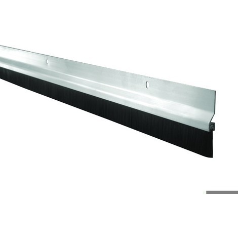 Burlete Aluminio - Cepillo Oro - Tryun - Ty1721 - 92Cmx50Mm
