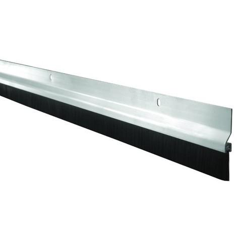 Burlete Aluminio - Cepillo Plata - NEOFERR - Ph0894 - 102 Cm