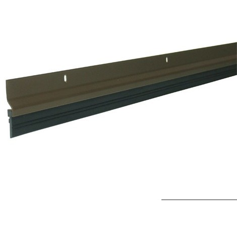 Burlete Aluminio - Goma Oro - NEOFERR - Ty1733 - 92Cmx50Mm