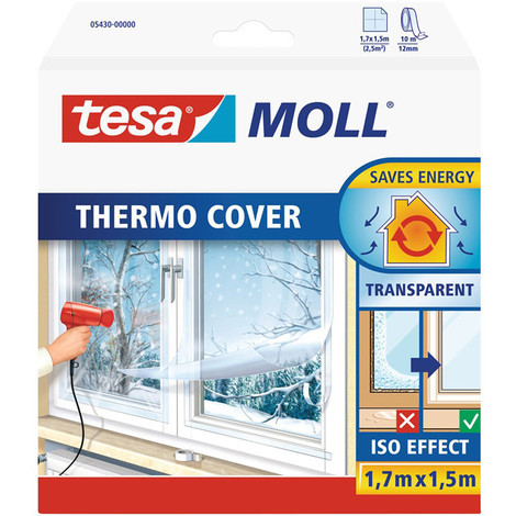 BURLETE BLANCO THERMO COVER - 1,7MX1,5 M - TESAMOLL