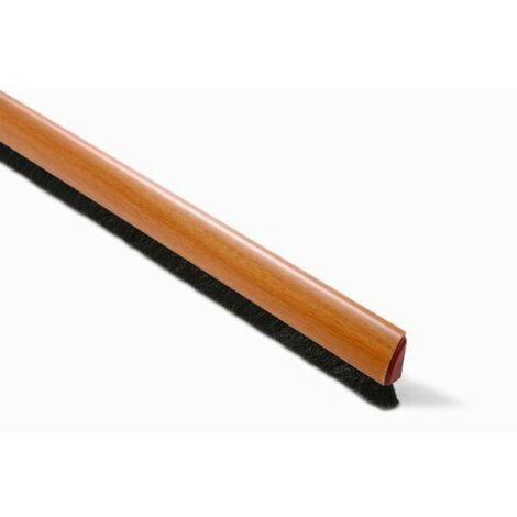 BURLETE PVC B/PUERTA MADERA CLARA 82CM