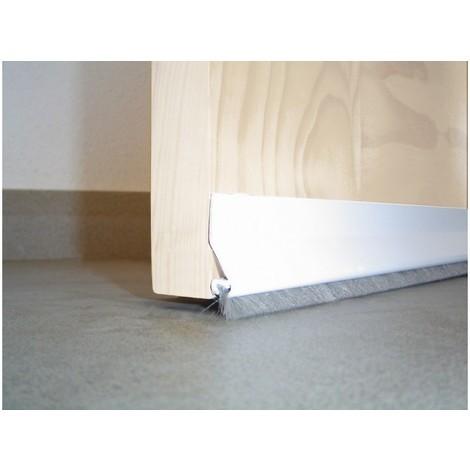 Burlete PVC c/flecos 0,93m bajo puerta