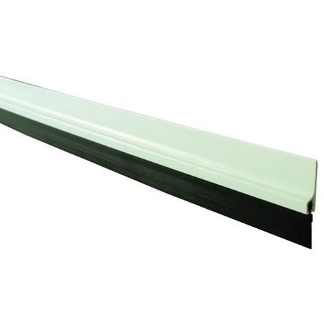 Burlete Pvc - Cepillo Blanco - Profer Home - Ph0884 - 105 Cm
