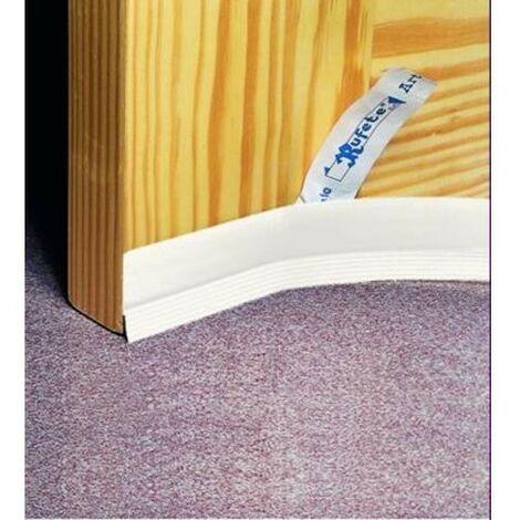 BURLETE PVC ROBLE ADHESIVO 38X1. 00