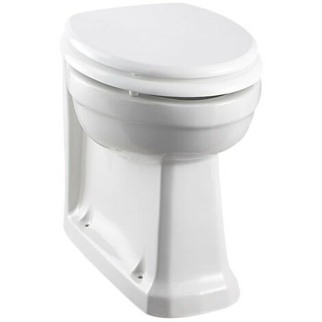 Burlington Back To Wall WC Pan