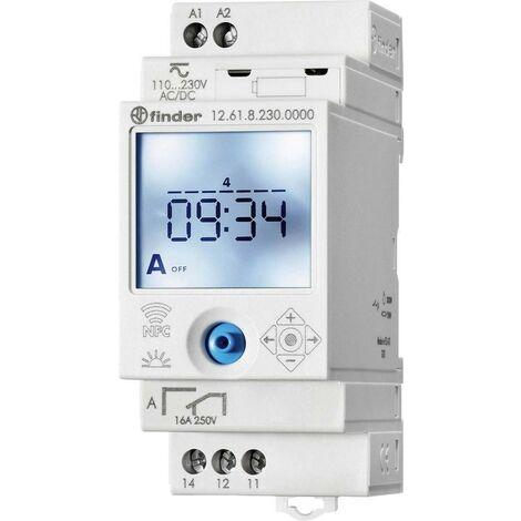 Buscador de interruptor de tiempo semanal NFC 1 contacto 12.61.8.230