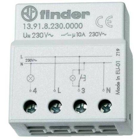 Buscador de relé de impulsos electrónicos de la colección de FIN13918230