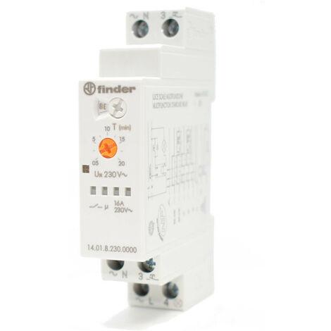 Buscador de relé temporizador escala FIN14018230