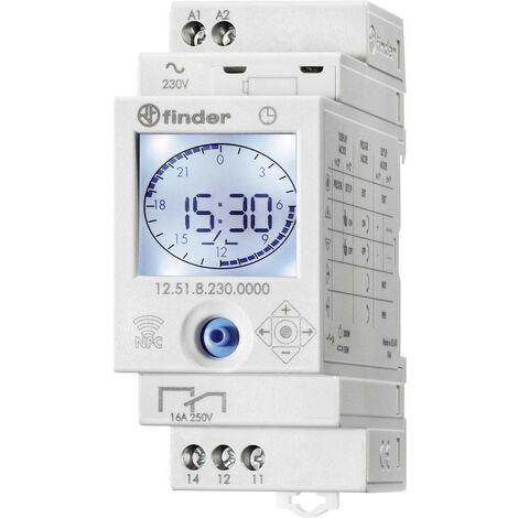 Buscador de tiempo digital interruptor NFC 1 contacto 12.51.8.230