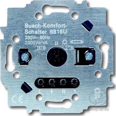 Busch-J. Busch-Komfortschalter 6816 U