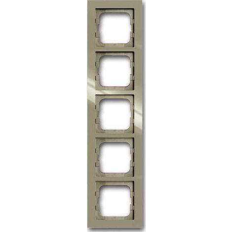 Busch Jaeger Rahmen 5 Fach 1725 299 2cka001754a4460