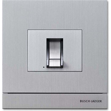 Busch-Jaeger Zutrittskontrolle außen 83100/70-660