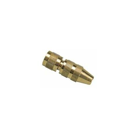 Buse à cône creux en laiton, angle ajustable pour pulvérisateur GLORIA