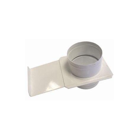 Buse à tirette d'obturation 80 mm pour flexible d'aspiration