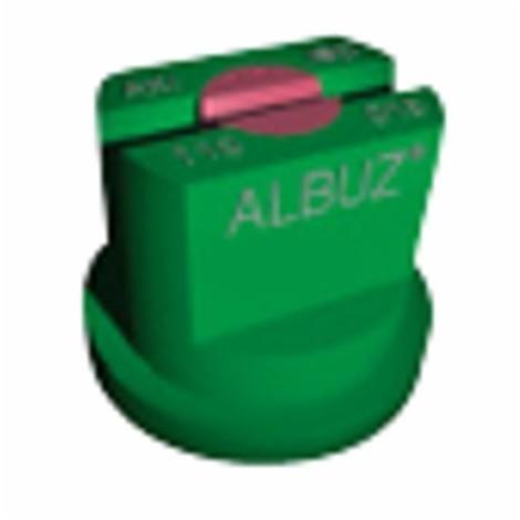 Buse Albuz AXI 110° Verte