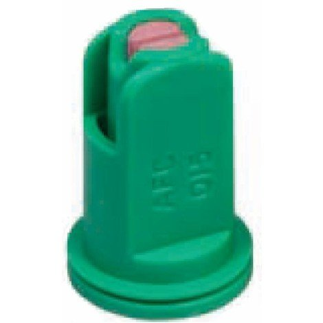 Buse ARAG AFC réduction de dérive - injection d'air - Verte