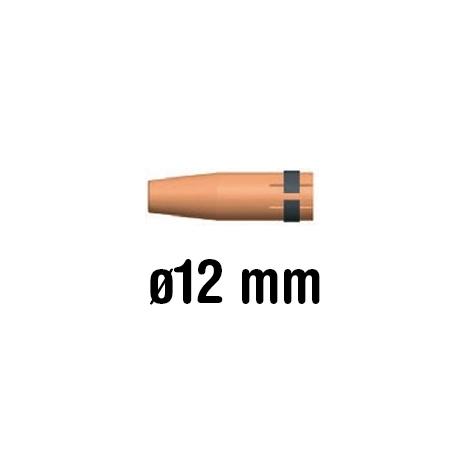 Buse conique ø12 pour torche LGS Linc Gun