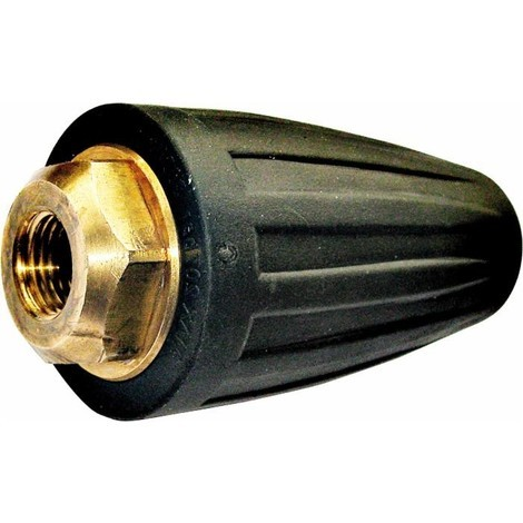 Buse haute pression : Rotabuse 200 bar 1//4F Buse rotative Rotabuse 08 calibre
