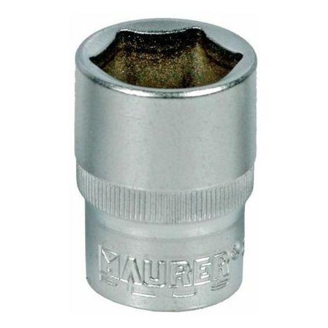 BUSSOLA Esagonale MAURER PLUS 1//4 Pollici da 10 mm in acciao cromo vanadio