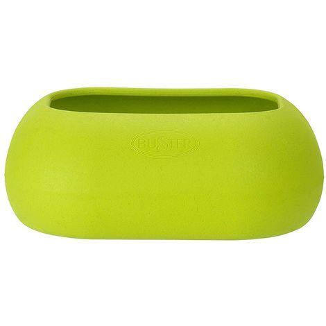 Buster IncrediBowl Long Eared Dog Bowl (1 litre) (Lime Green)