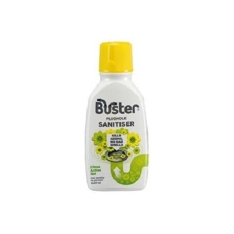 Buster Kitchen Plughole & Sink Sanitiser Treatment - 300ml