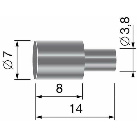 Butée de gaine - diamètre 6,0 mm