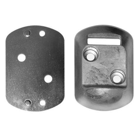 Butée ES AB20 pour serrure électrique de portail battant et coulissant