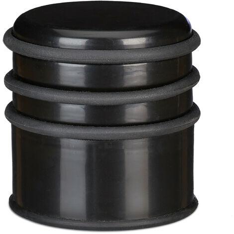 SO-TECH/® Butoir pour Porte /à Percer 5 mm///Épaisseur du butoir 2 mm butoir pour Meubles butoir pour Porte de Meubles butoir pour But/ée de Porte