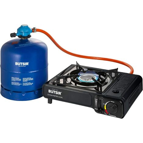 Tipo de conexión al gas