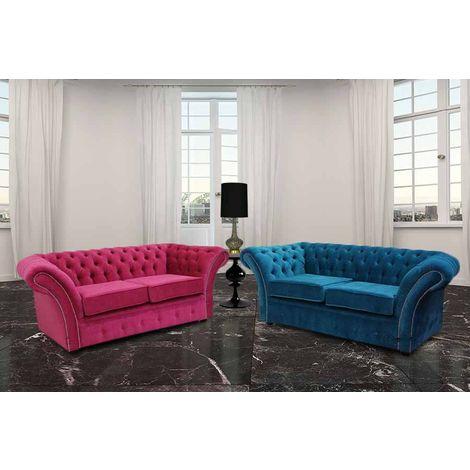 Buy teal fabric suite teal sofa DesignerSofas4U