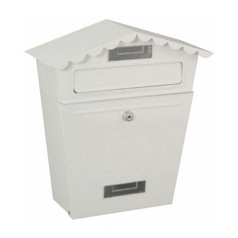 Buzon Exterior Natuur Acero Blanco Nt99771
