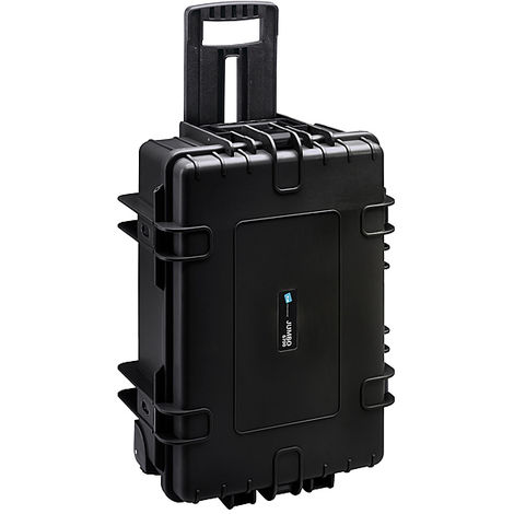 B&W International Valise à outils 117.19/P JUMBO6700 sans outil