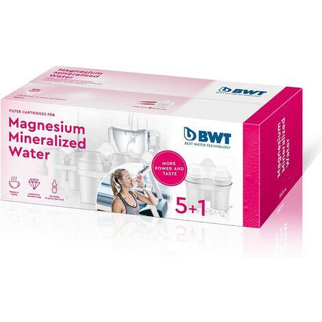 BWT Pack filtros jarra de agua con magnesio Longlife mg2+