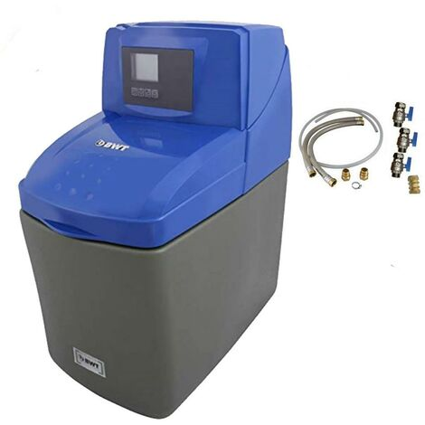 BWT Waterside WS Light Commercial WS555 Water Softener + Full Installation Kit
