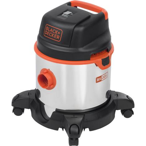 BXVC20XE-Aspirador de agua PRO 1400W - 20 L.-Black+Decker