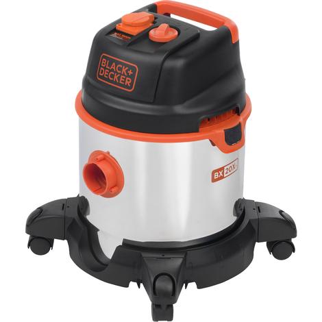 BXVC20XTE-Aspirador de agua Pro 1400W - 20 L.-Black+Decker